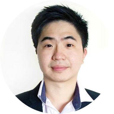 Ho Jun Yi  Founder icomms