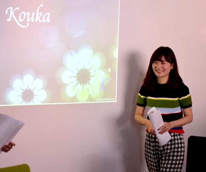 日本全国で活躍するスタイリストKOUKA