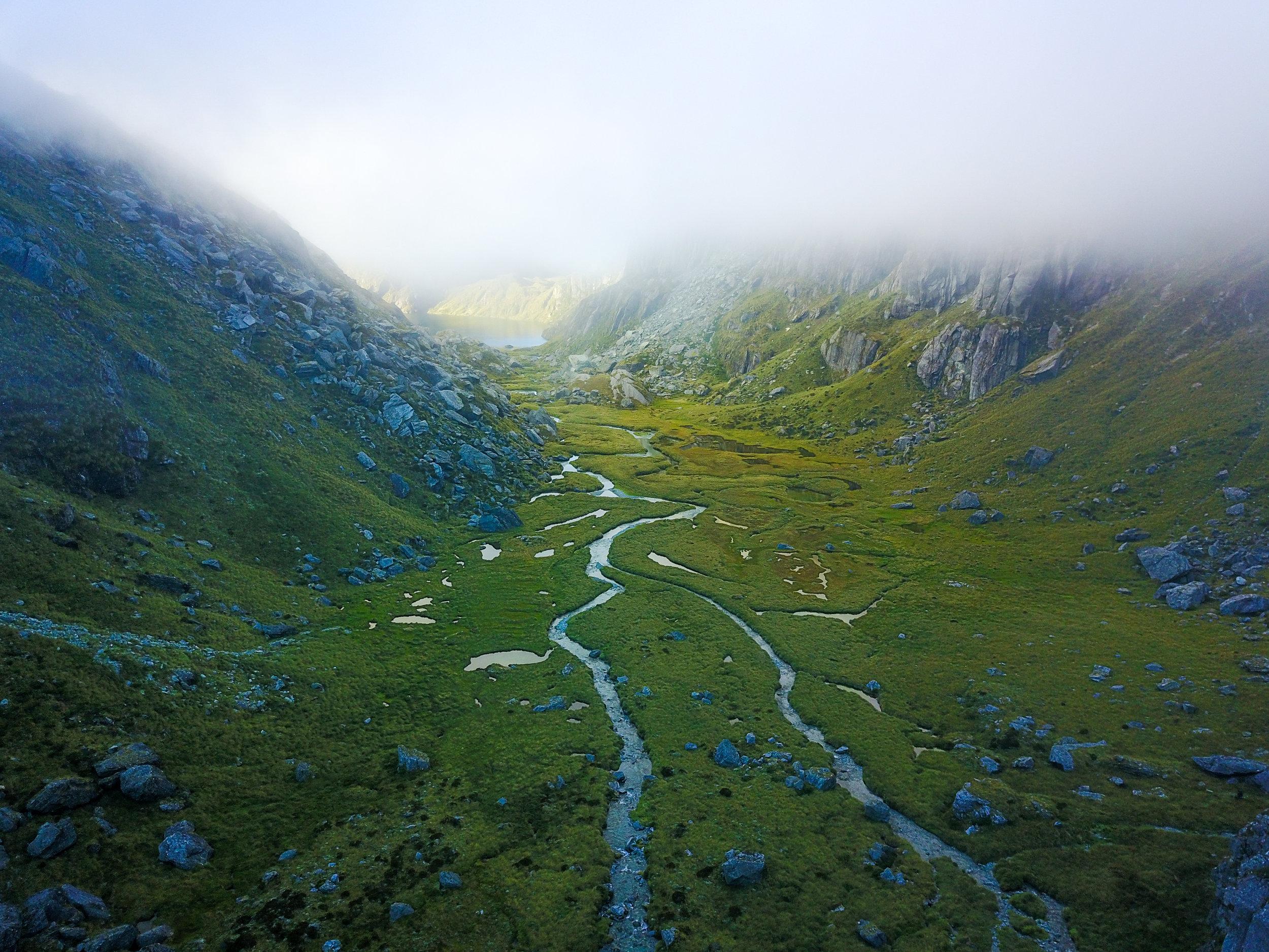 Scott's NZ South Island Adventures -