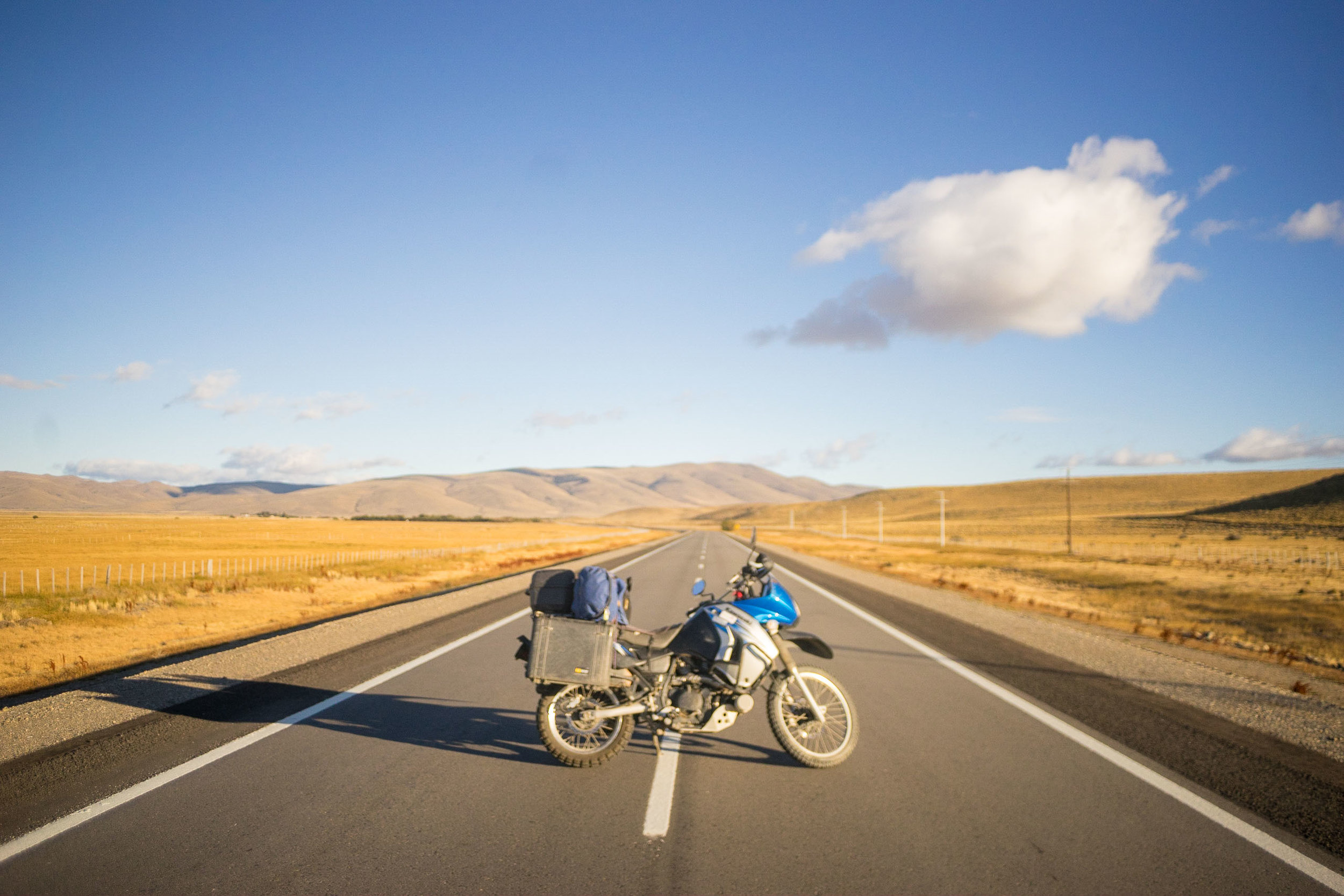 SORRY MUM - We bought motorbikes