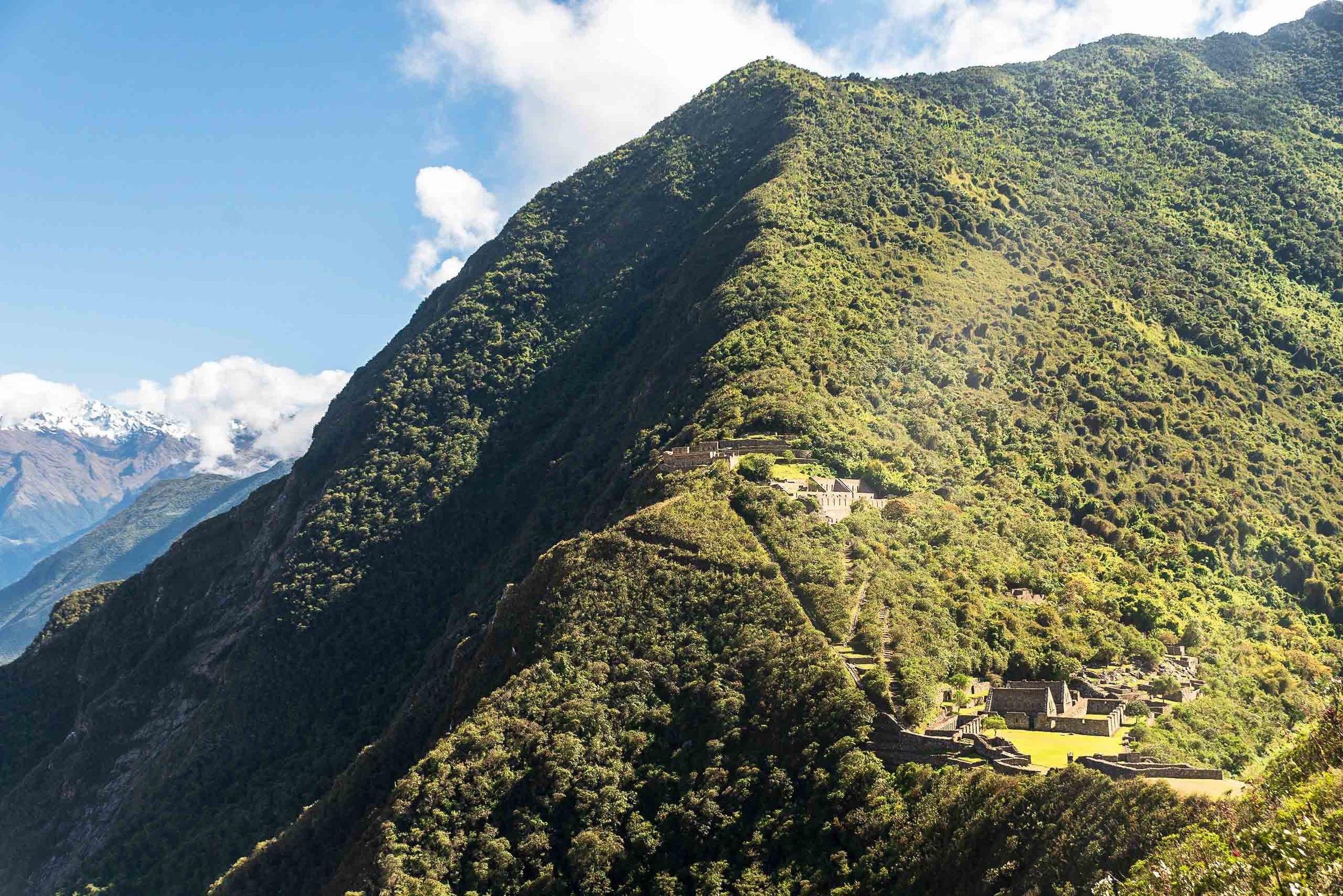 THE BIG PAPA JO - PART 1: CHOQUEQUIRAO