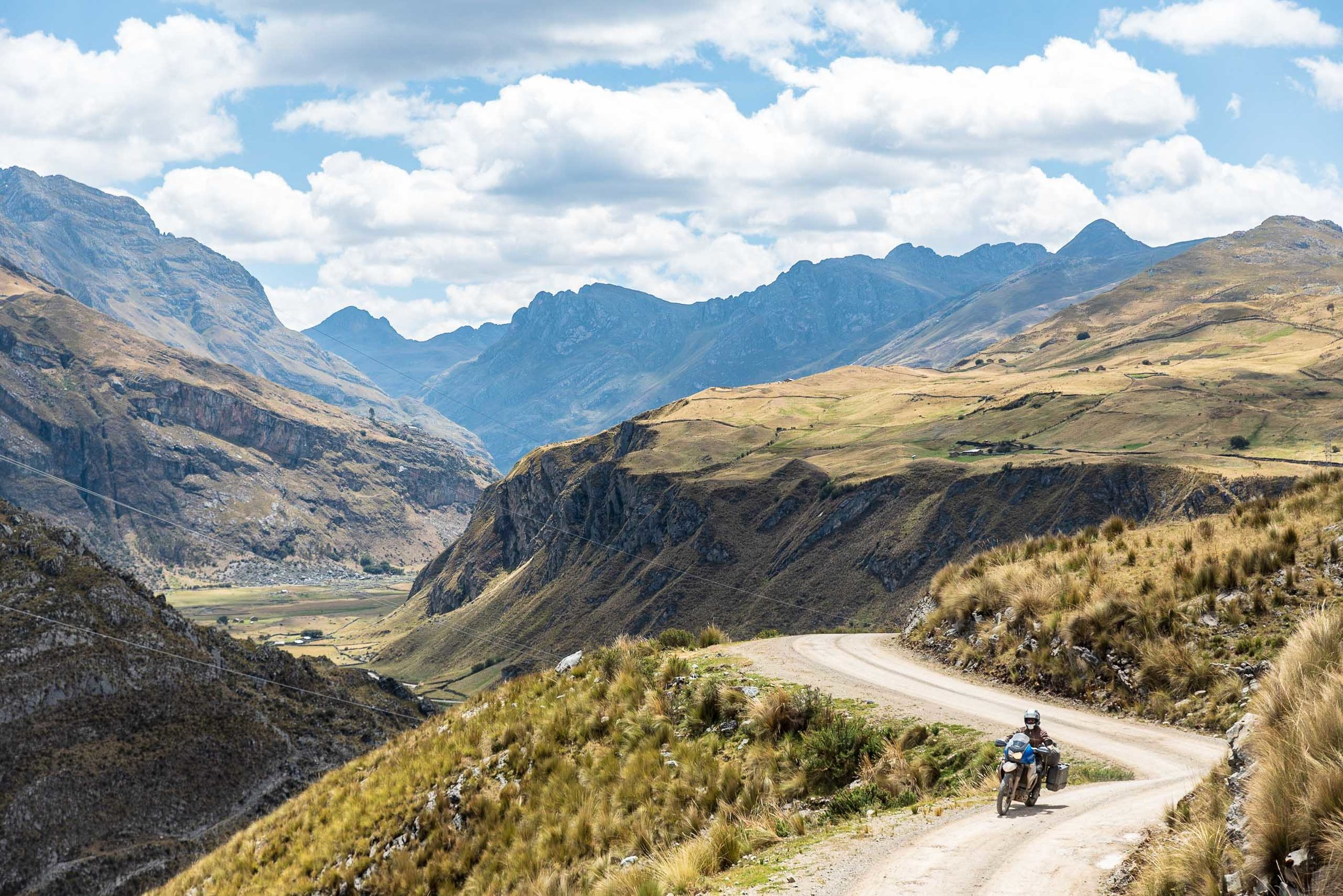 THE SNAFU - RIDING TO HUAYHUASH