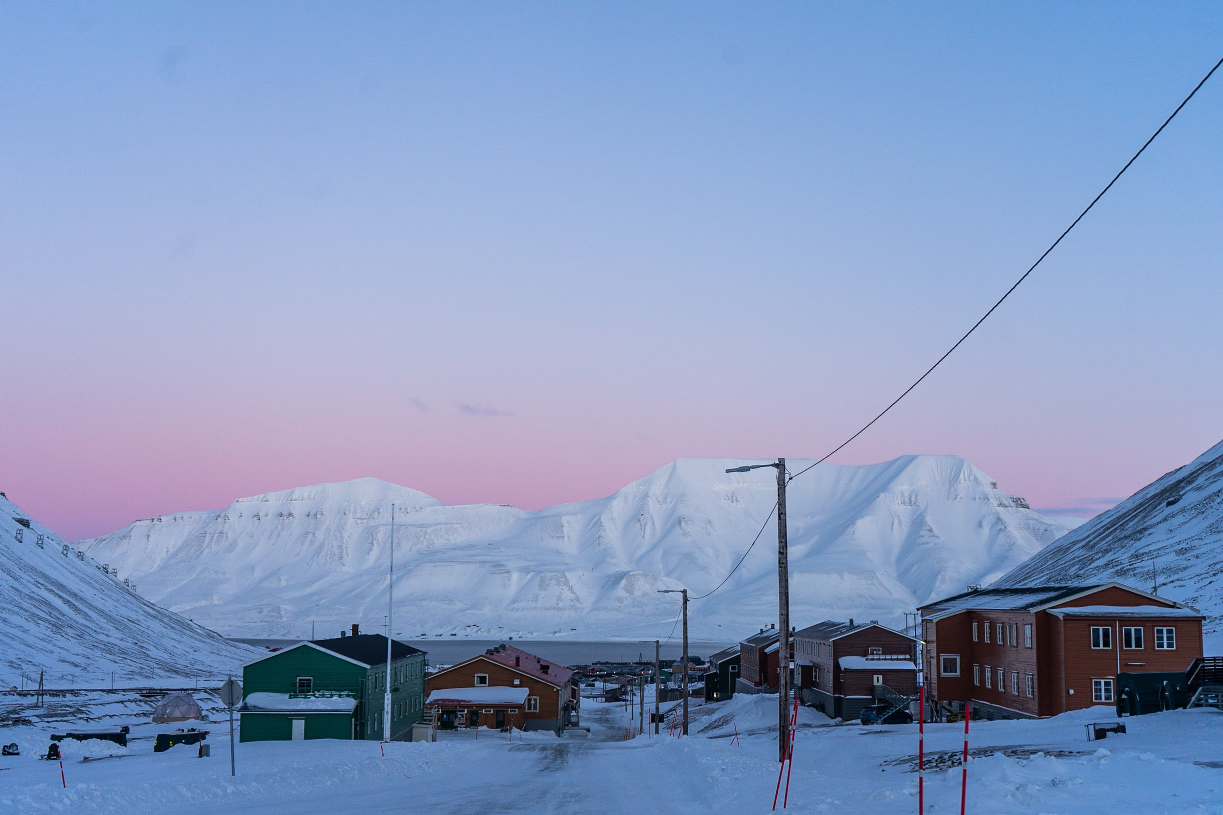 TOP OF THE WORLD - SVALBARD #1