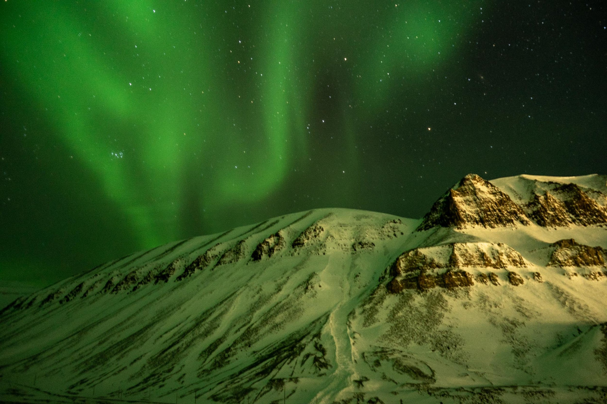 TOP OF THE WORLD - SVALBARD #2