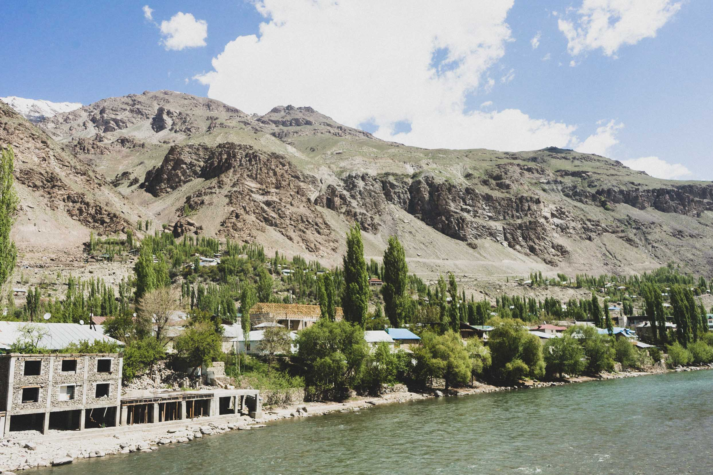 HEART OF THE PAMIRS - KHOROG