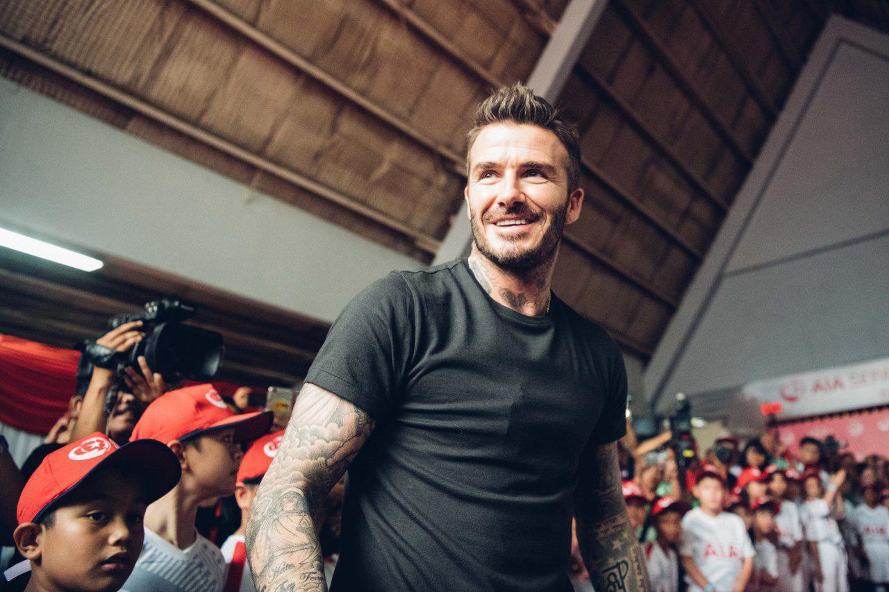 AIA - David Beckham