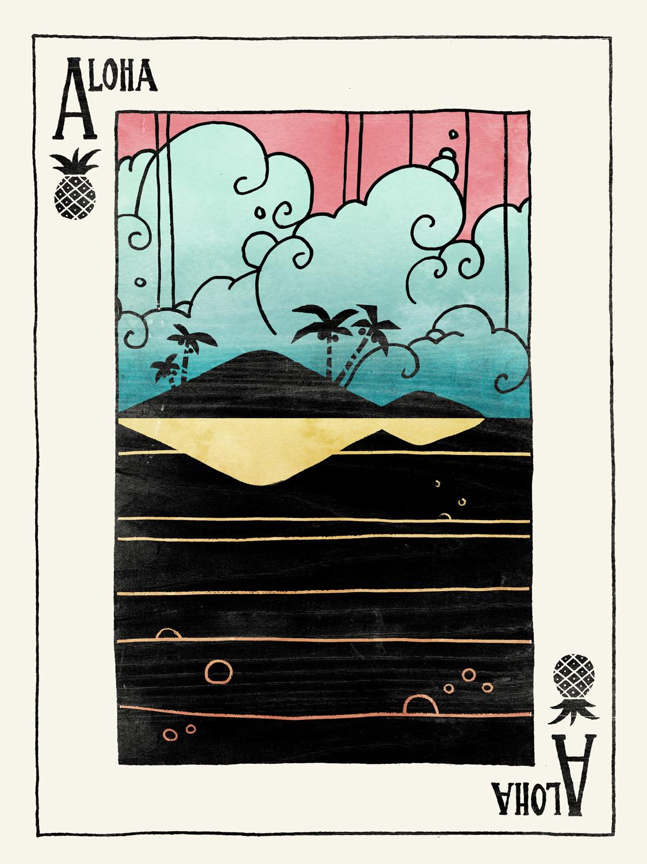 Ace of Aloha