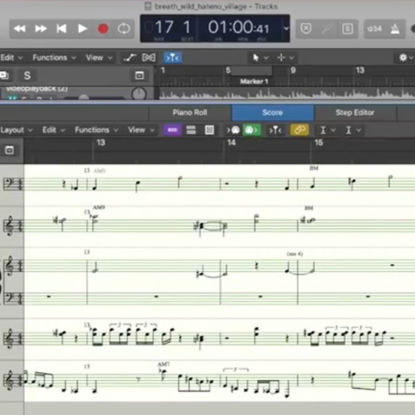 Music Transcription - I transcribe music and soundtracks
