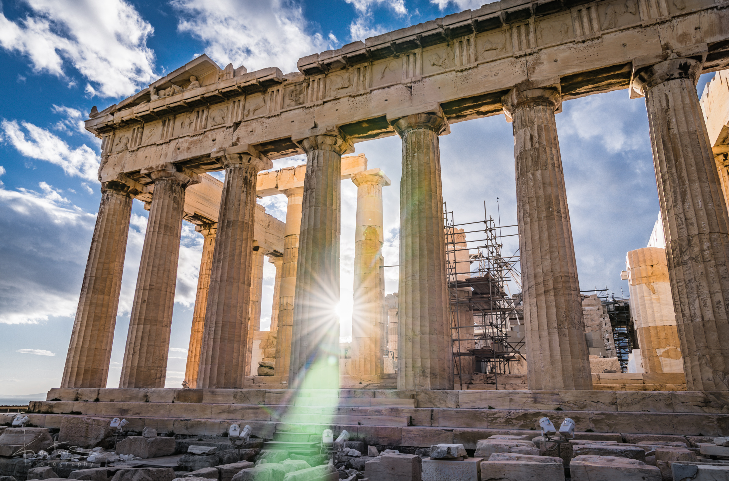 The Parthenon III