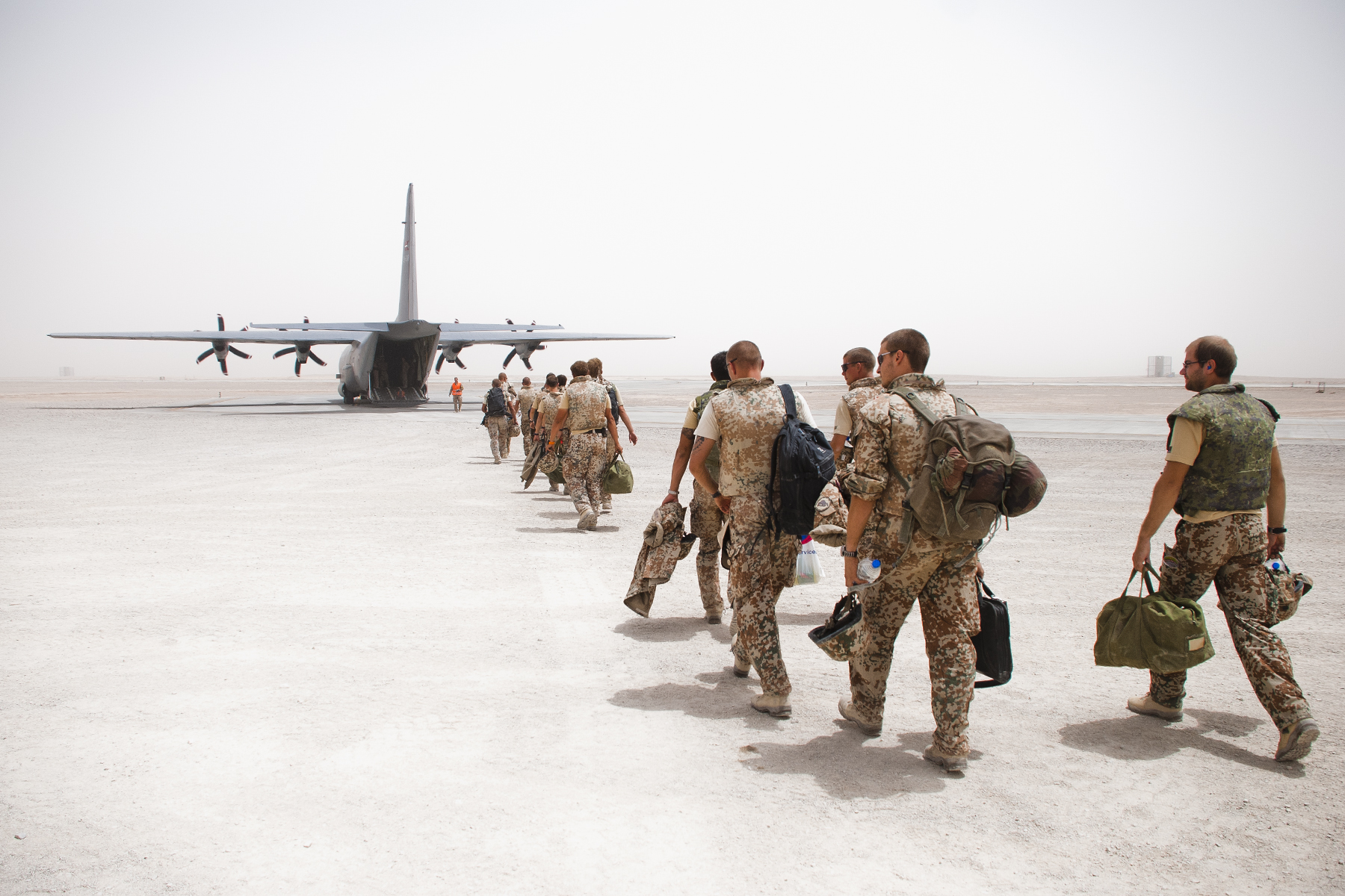 Hercules i Afghanistan