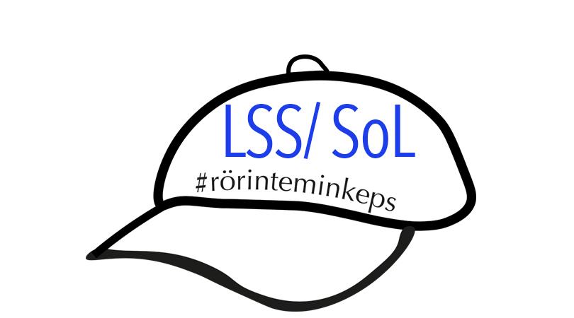 Gå med i Facebook gruppen #rörinteminkeps LSS/ SoL, för att ta del av inlägg och uppdateringar kring tillgänglighet i LSS - boende/ SoL - boende samt boendestöd vid autism och adhd. Klicka på bilden för att komma till Facebook gruppen.