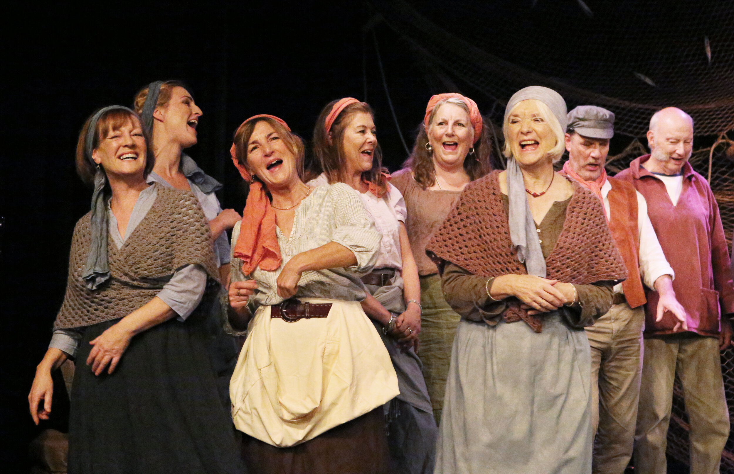 'A Heave-Ho' at the Marine Theatre and Royal Manor 2019