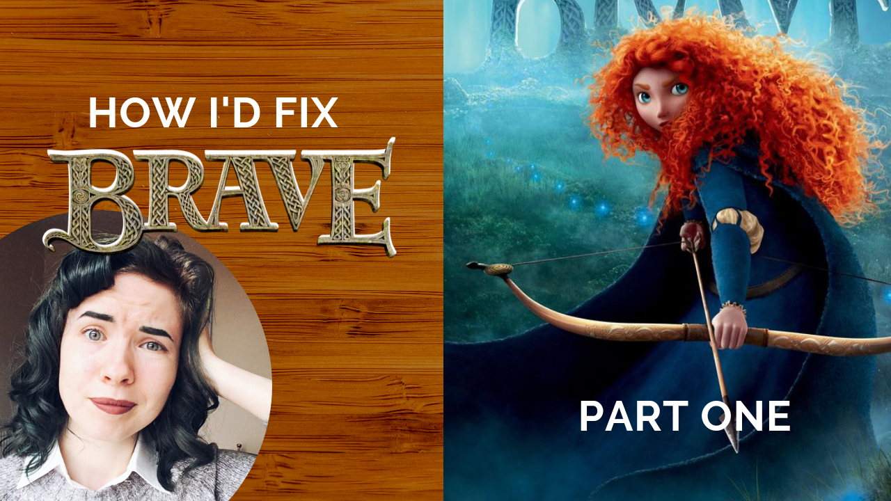 fixing the plot of Brave