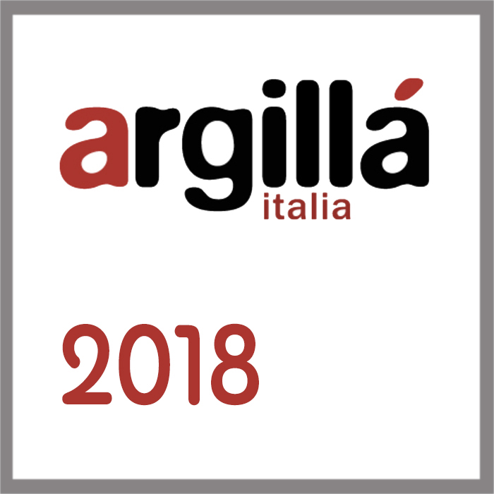ARGILLÀ ITALIA 2018 - FAENZAAUGUST 31—SEPTEMBER 2, 2018OFFICIAL EVENT SITE