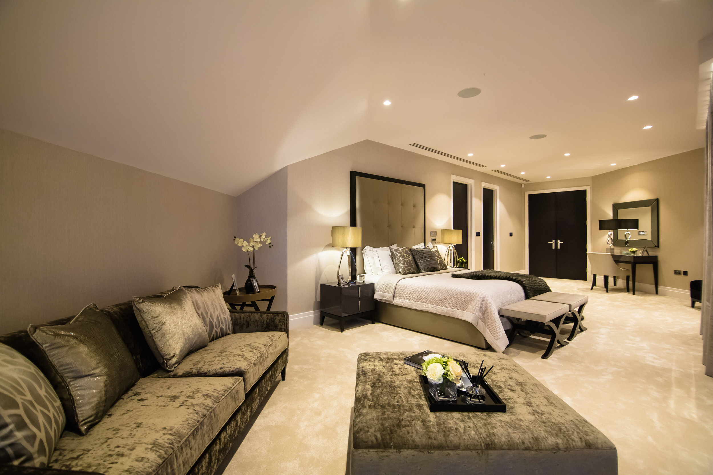 Spacious master suite in the penthouse.jpg
