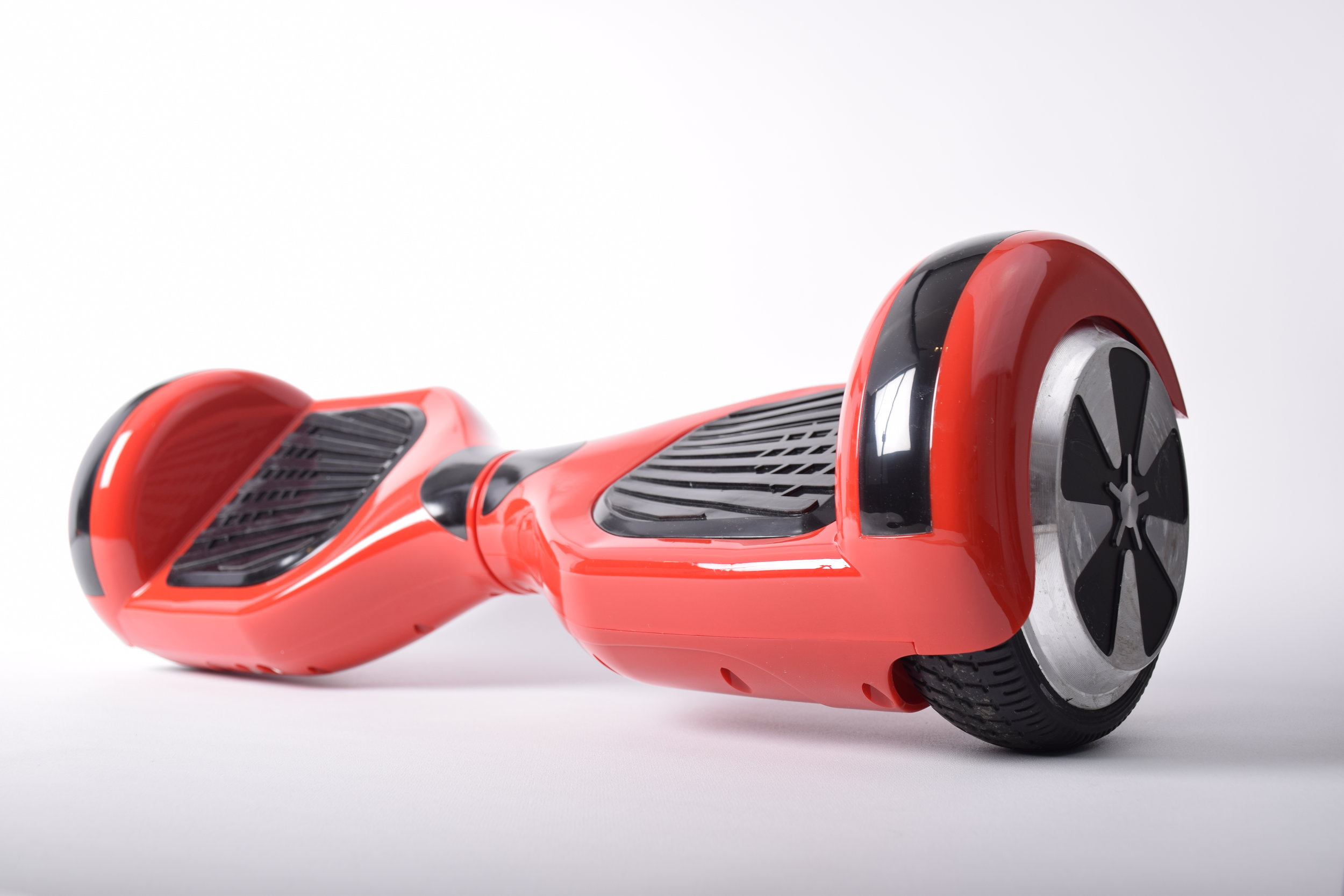 Shooting a Hoverboard Scooter for my client