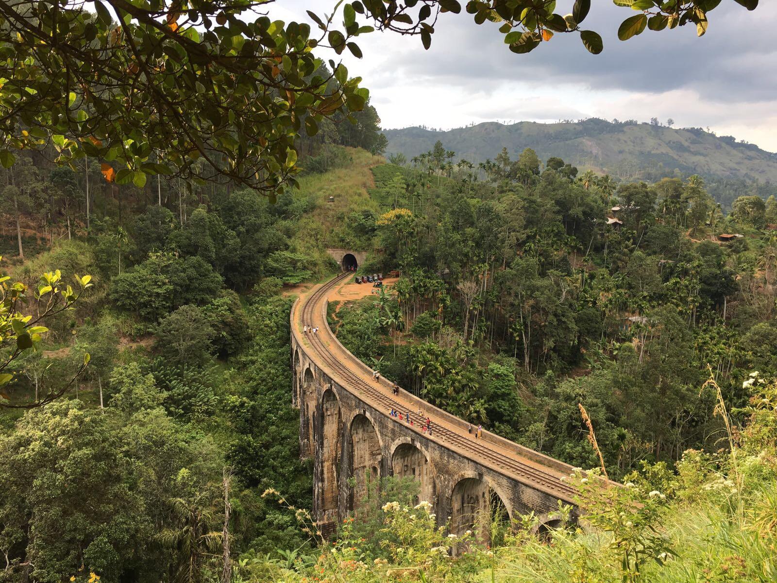 Sri Lanka train trips