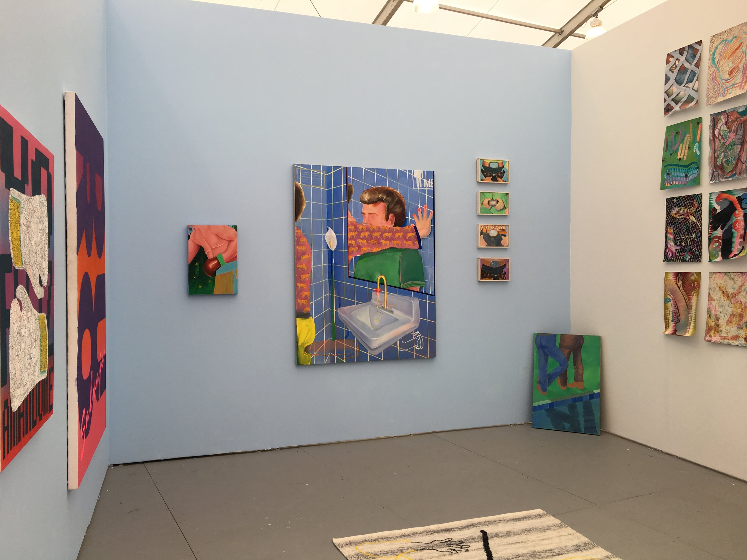 Art Basel: Untitled Booth