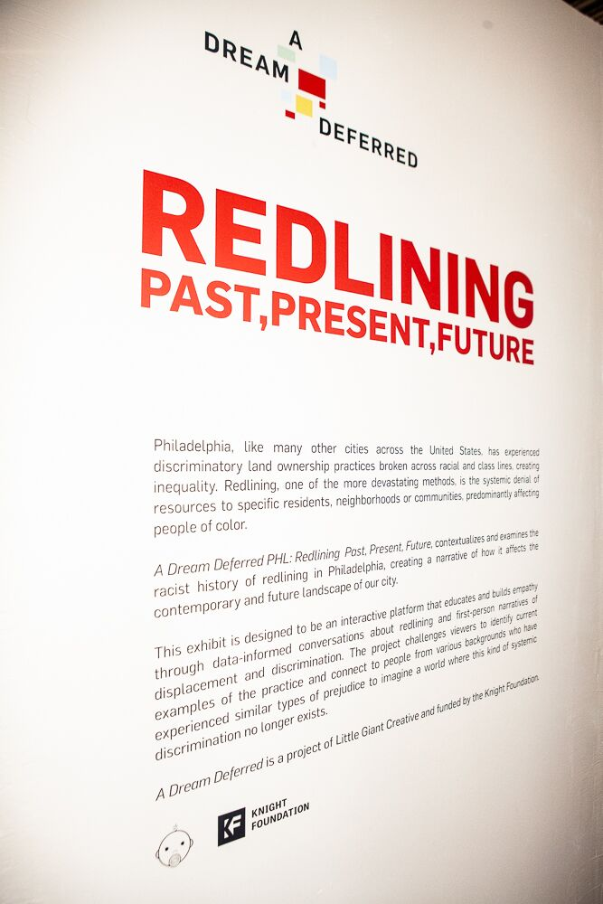 Redling Wall Text