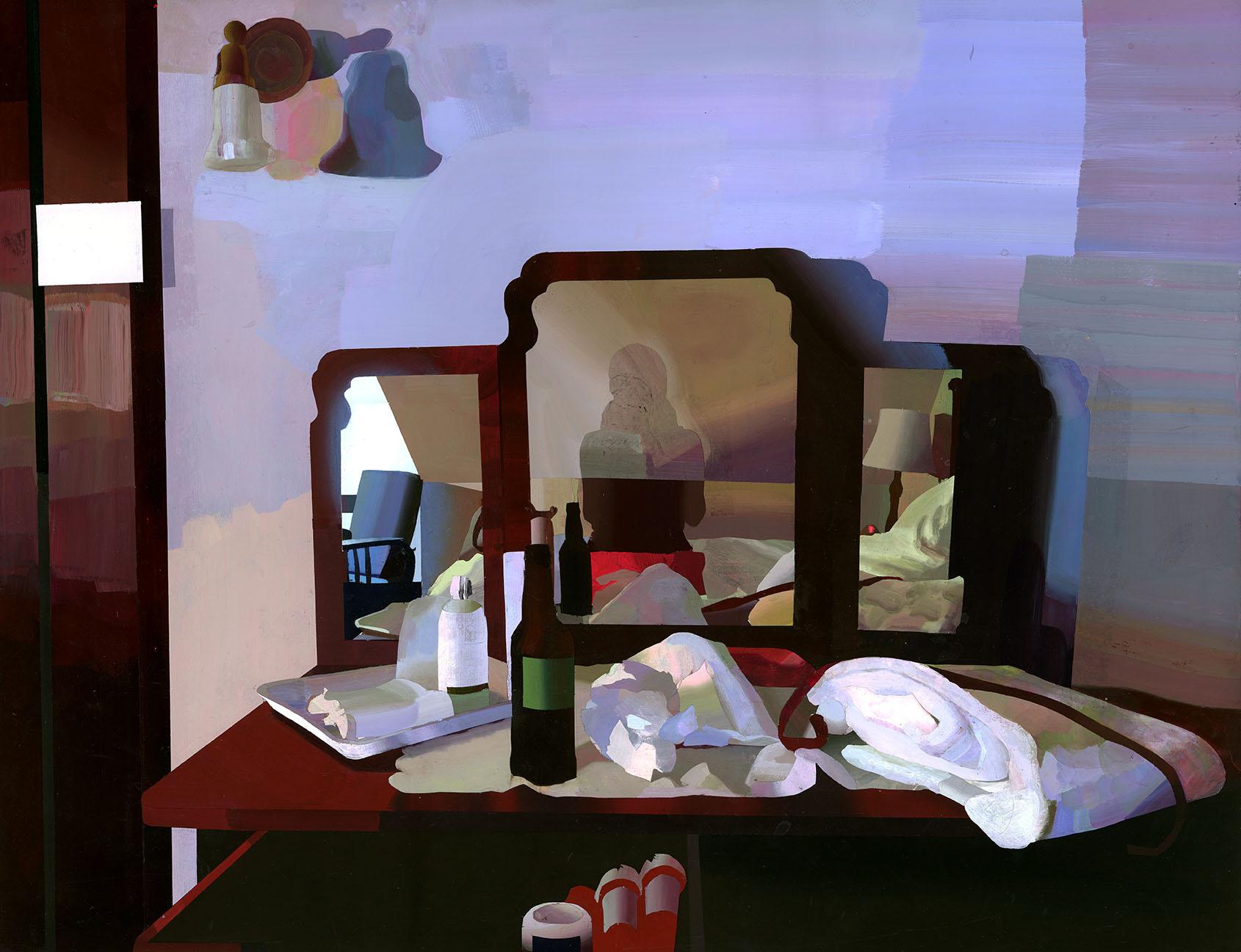 Messy Mirror