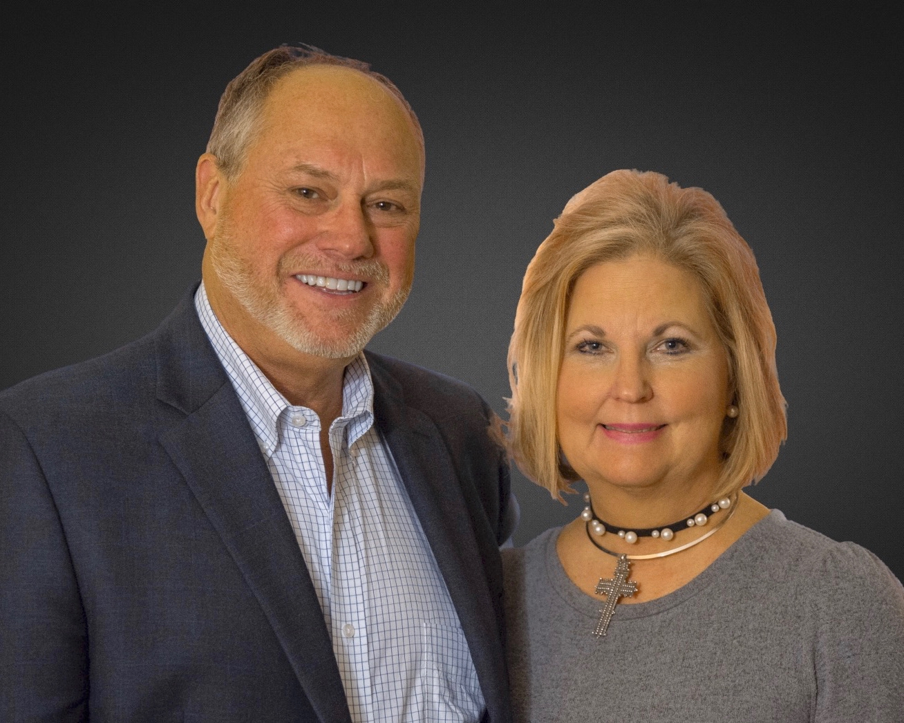 <b>STEVE & CAROL JOHNSON</b><br>Lead/Founding Pastors</br>