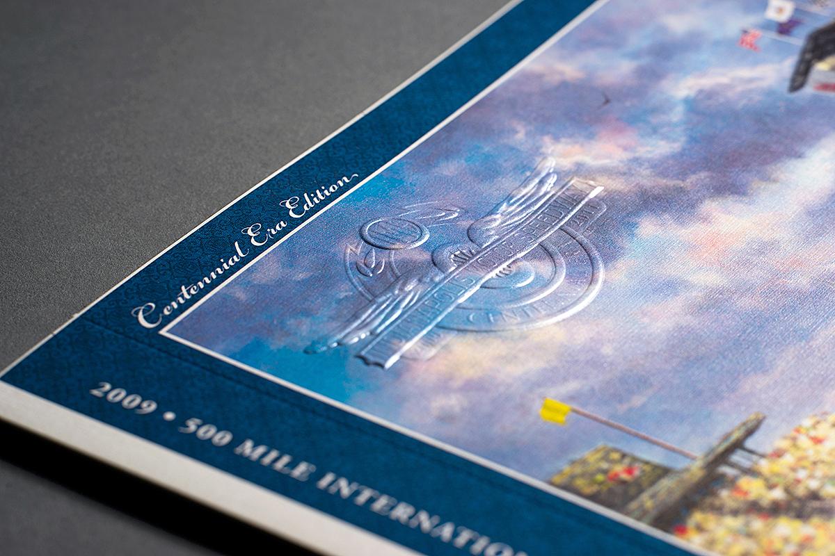 Indy 500 Brochure