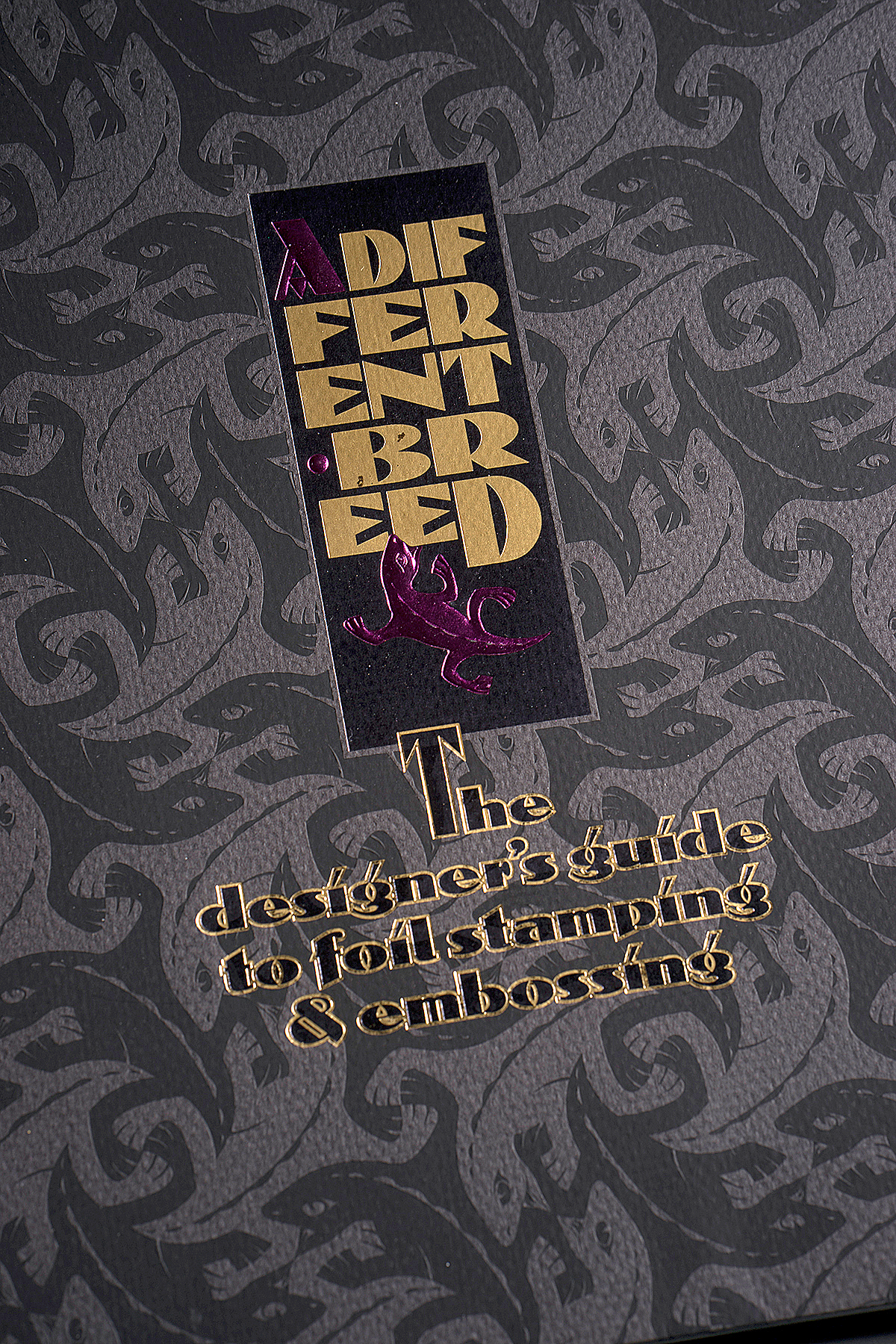A Different Breed cover