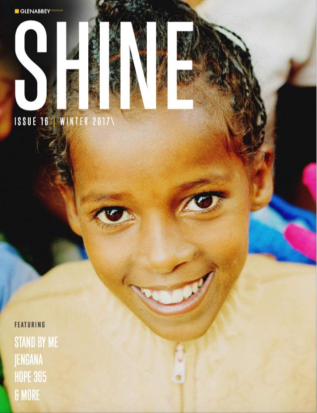 Shine Issue 16 - Winter 2017