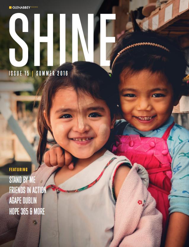 Shine Issue 15 - Summer 2016