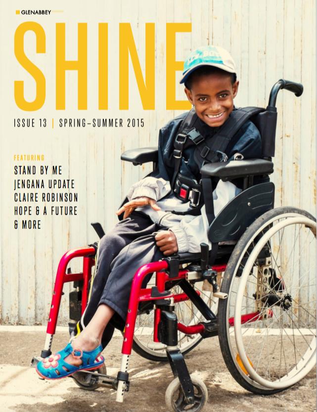 Shine Issue 13 - Spring & Summer 2015