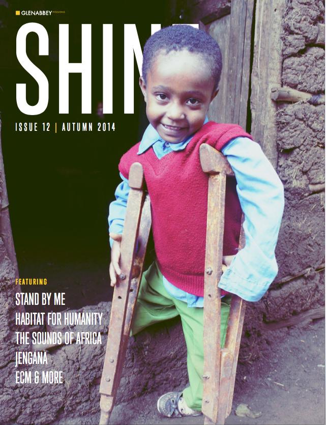 Shine Issue 12 - Autumn 2014