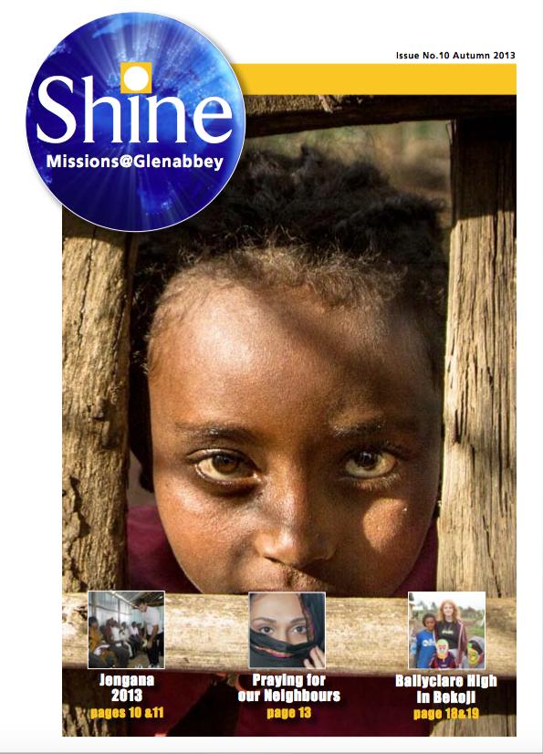 Shine Issue 10 - Autumn 2013