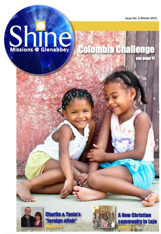 Shine Issue 6 - Winter 2012