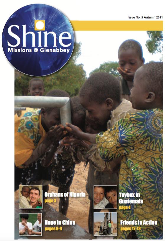 Shine Issue 5 - Autumn 2011