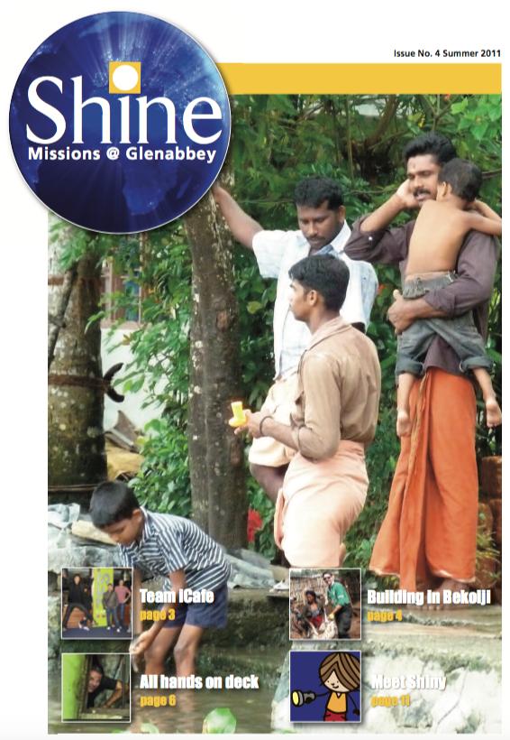 Shine Issue 4 - Summer 2011