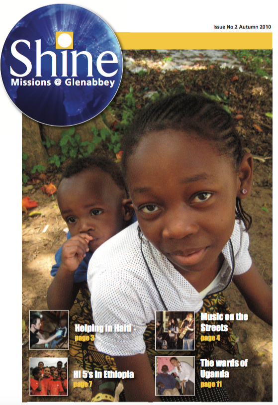 Shine Issue 2 - Autumn 2010