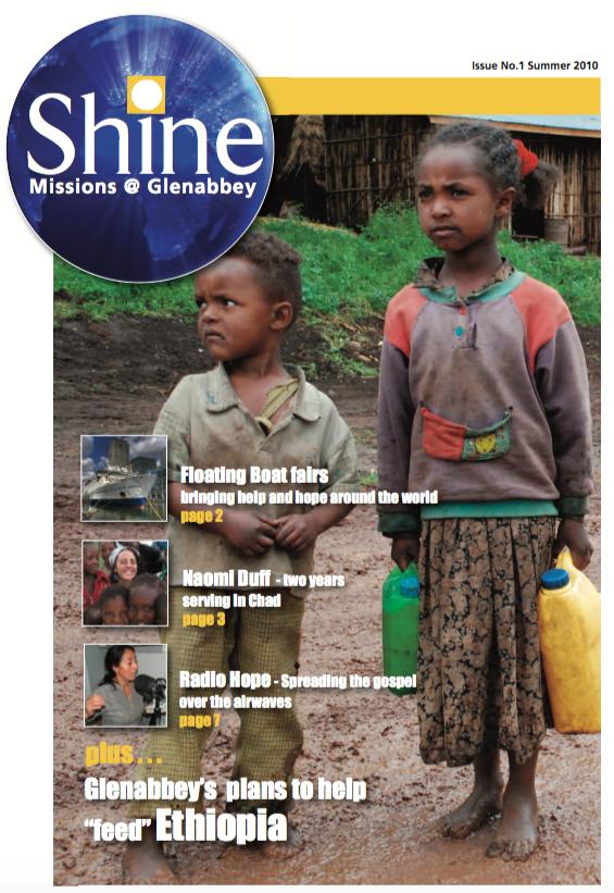 Shine Issue 1 - Summer 2010