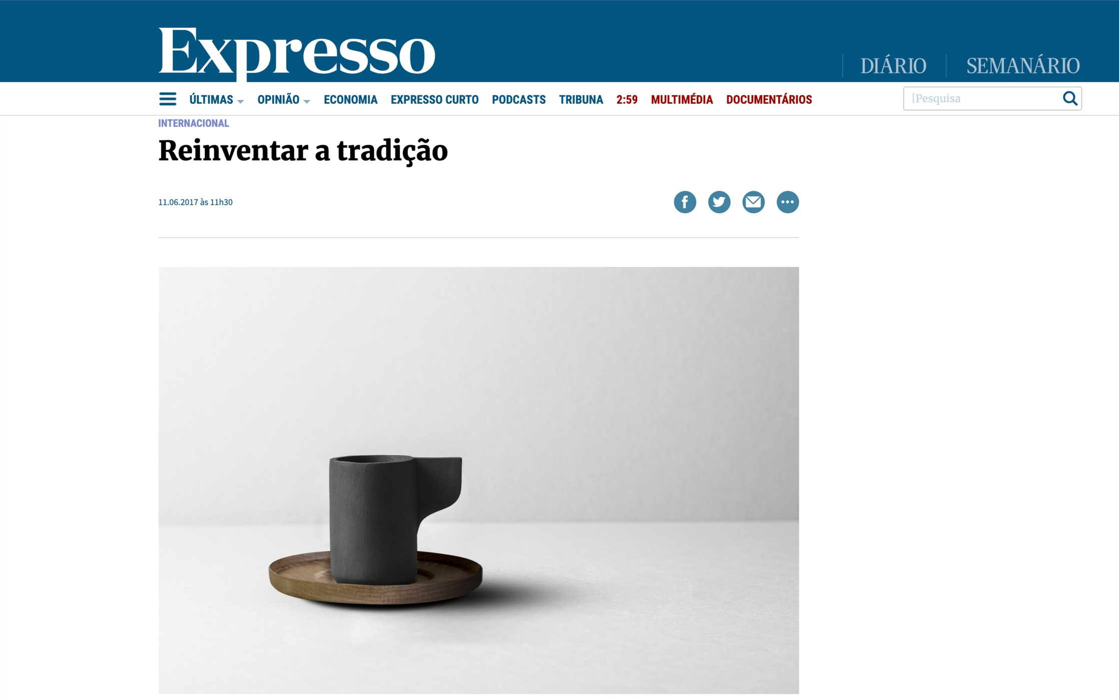 Reinventar a tradição in EXPRESSO by Katya Delimbeuf.png