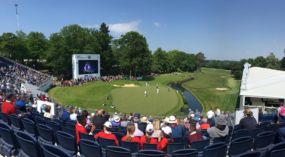 BMW PGA Championships at Wentworth