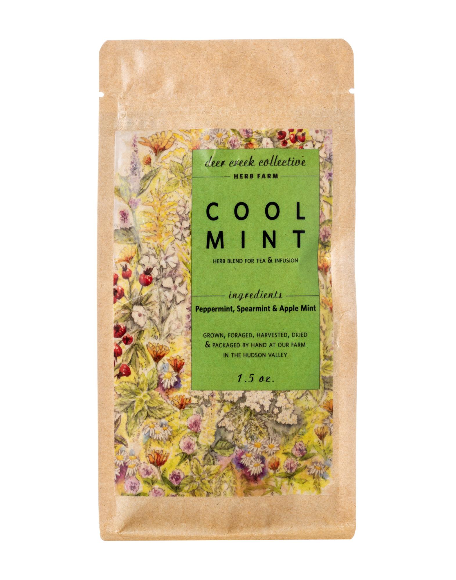Mint Leaf Digestive Tea