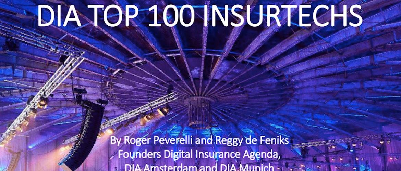 Klimber en Top 100 Insurtech DIA