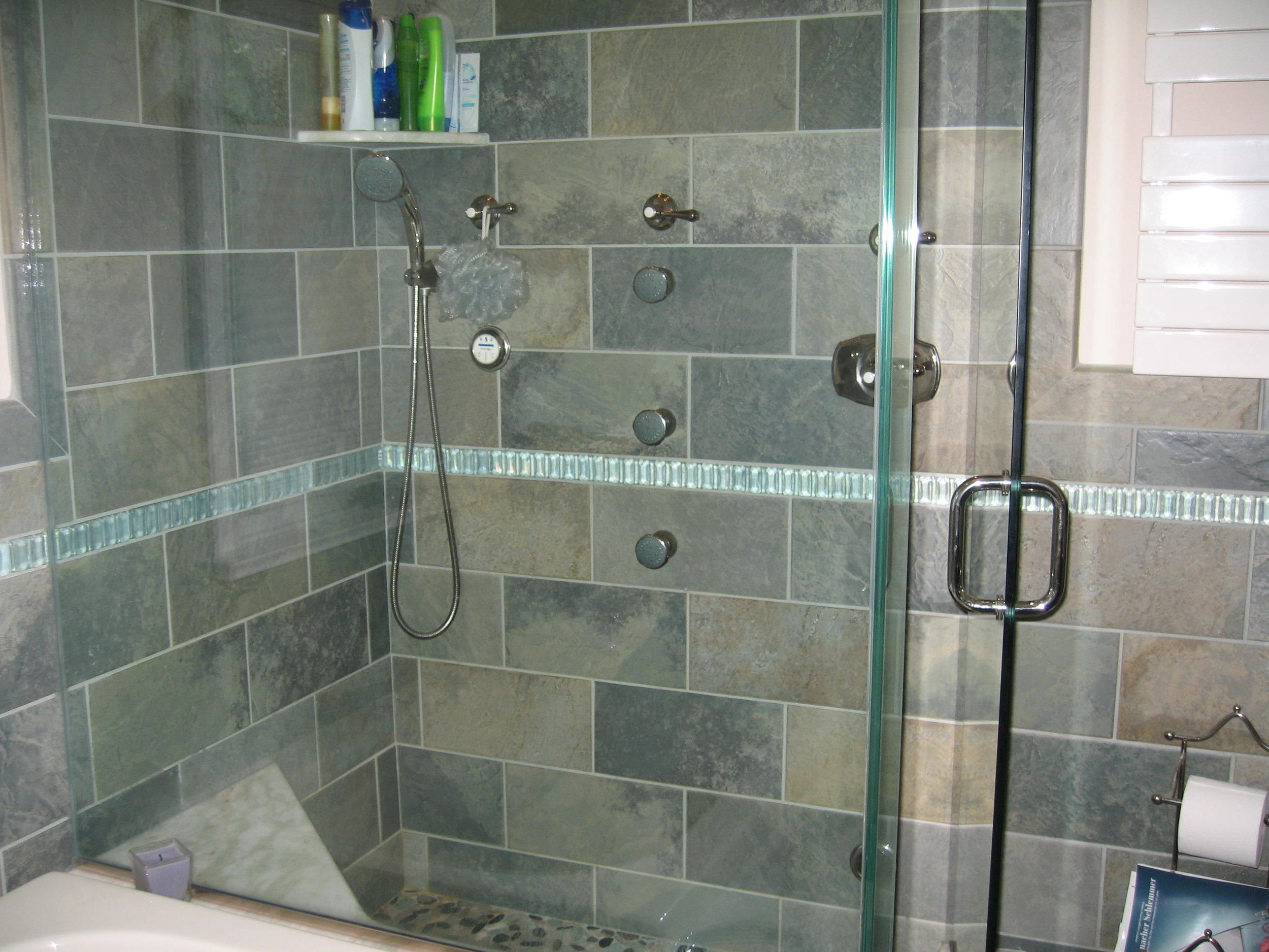 Tile Work and Granite - You pick the materials and we will coordinate  the installation.