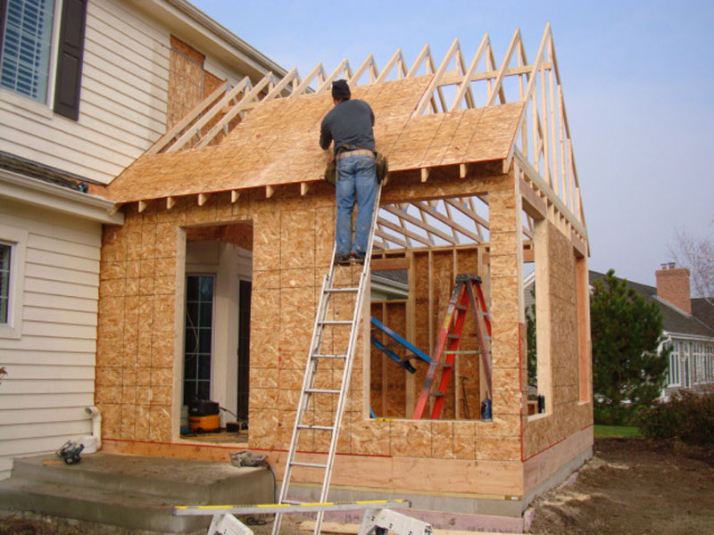 Additions - We work with homeowners that want to add more space to their houses for a variety of reasons: aesthetics, larger decks and porches to a much-needed teen or baby room or in-law suites. No matter the size of the home improvement project, we can provide you with the right home add-on construction. We can help with the blueprints or start from a napkin and a floorplan. We can design the best possible method to make your ideas come to life! Don't change your address, move into your dream home with an affordable addition.