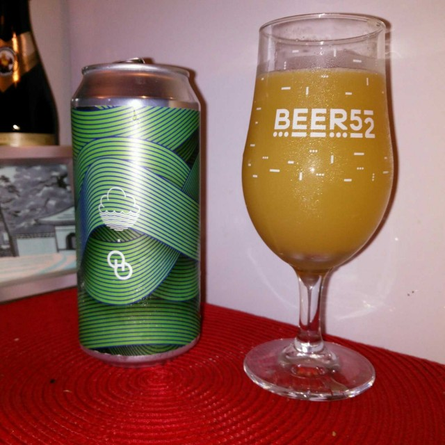 Tremendous Ideas - Double IPA 8% // Cloudwater Brew Co. x Other Half Brewing Company - I find it hard to describe Cloudwater's brews and do them justice. Another massive, juicy, fruit IPA. It smelt amazing; like a literal juice bomb had been opened. It also tasted pretty good too, great collaborative effort with Other Half Brewing Company.