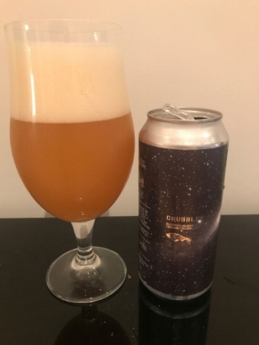 Chubbles - Triple IPA 10% // Cloudwater Brew Co. x The Veil Brewing Co. - Murkzilla. Probably the cloudiest beer I've had in a while comes the first of two collaborations between Cloudwater and The Veil this month. Not only is Chubbles a great word to say out loud, it's also a fantastic beer and one of my favourites of the year so far.Punchy, smooth and very well-rounded, this beer is everything you want from an Imperial IPA and one of the most balanced examples of the style I've ever had. I enjoyed this so much that it was dangerous how quickly I managed to polish off a 10% beer. Definitely glad I bought two of these beauties!
