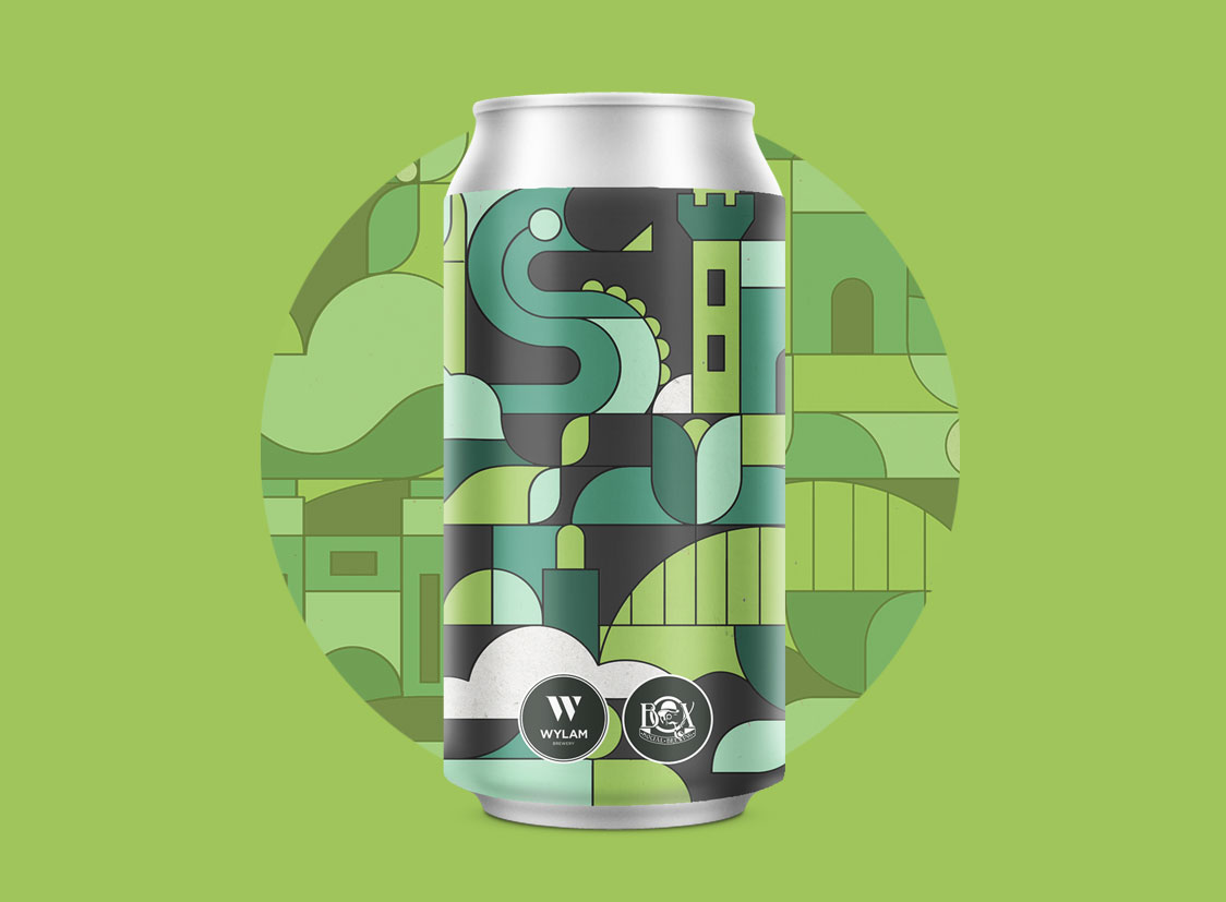 008 DIPA 8.5% // Wylam x Box Social Brewing - Expectations:Finishing on a collaboration with fellow Geordies in Box Social Brewing comes what sounds like a big DIPA to round off the box. A slew of US hops in Citra Cryo, Amarillo Cryo, BRU-1 and Galaxy (some of which I've not heard of) means this should really pack a punch in every mouthful.Box Social are pretty small (6 barrels!) so I haven't ever come across their beers before. Hopefully a trip to Newcastle soon will resolve that but until then, this will likely be my first foray into what they are capable of.Reality:I am drinking this straight after 007 and I'm hard pushed to find much of a difference. There's slightly more hop burn here, so I probably should've let this settle a bit but it's everything the beer above was really. At what ABV does an IPA become a DIPA? Is there a rule? I don't really care either way because both of these beers are fucking brilliant. All of the hops.