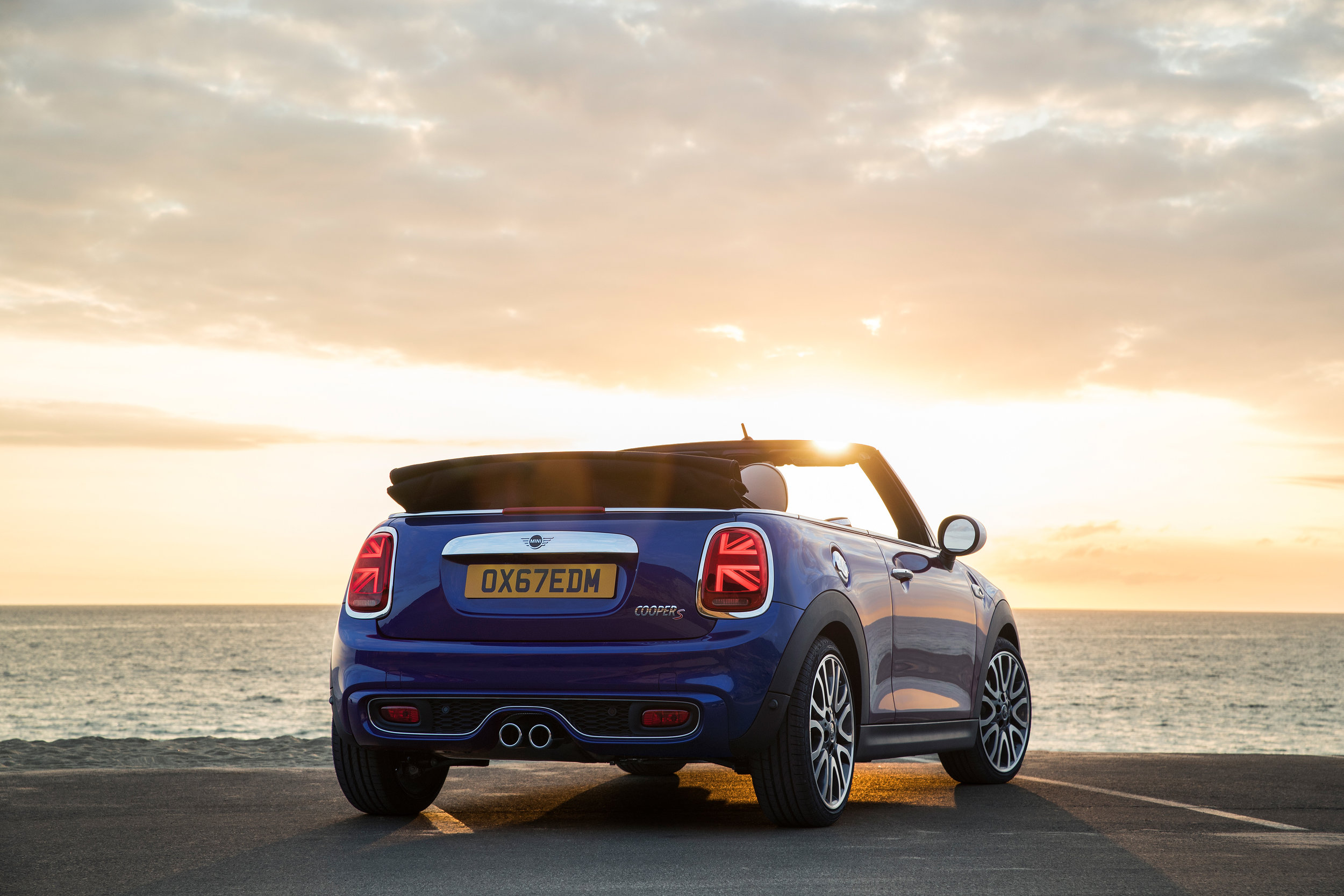 Looking to the future - Mini will be celebrating 50 years in 2019.