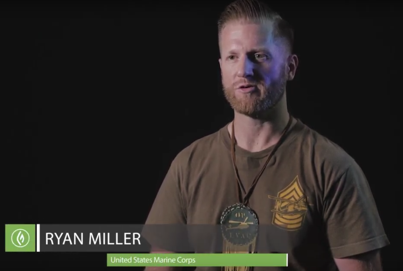 Ryan Miller, co-founder of Operation EVAC