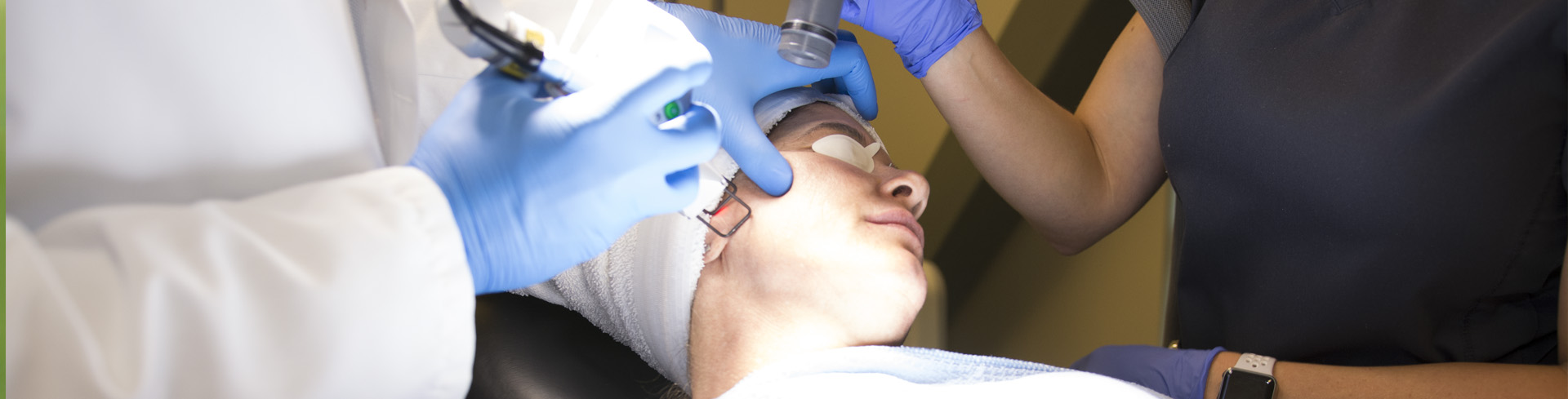 Advanced Technology   Laser Treatments   Learn More