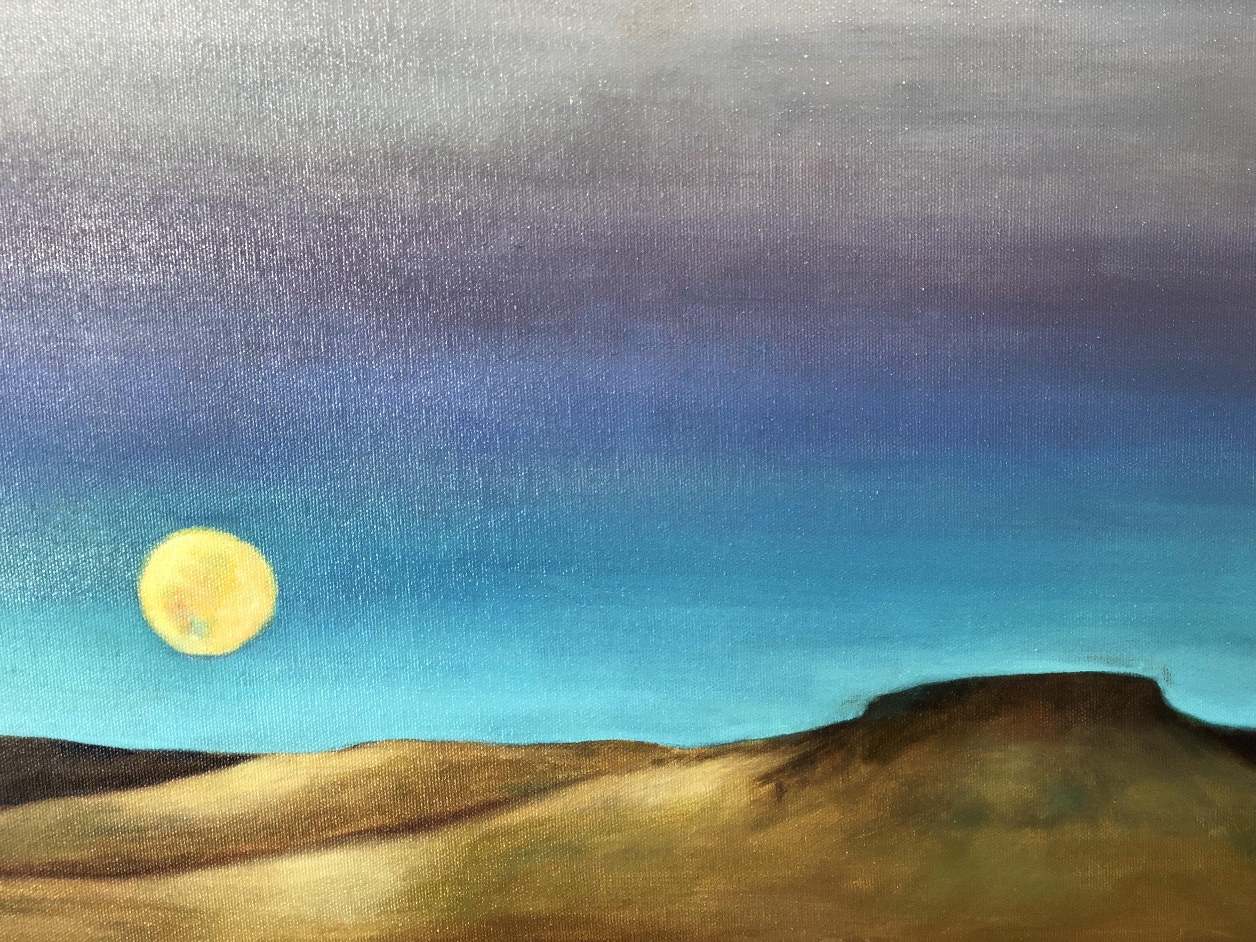 Moon Over Biscuit Top
